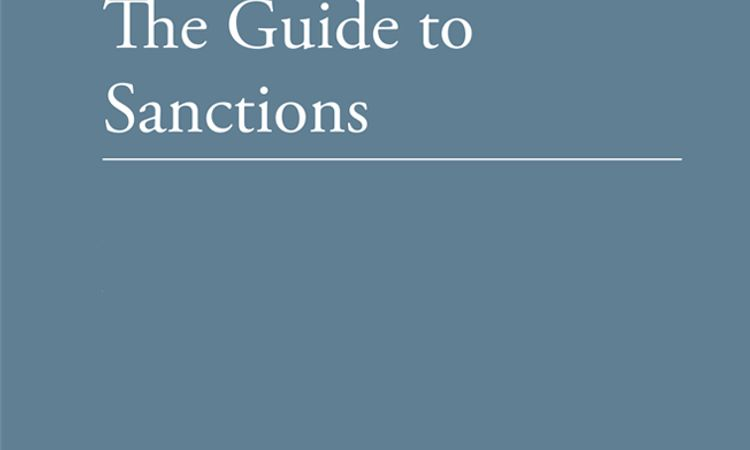 The Guide to Sanctions - First Edition