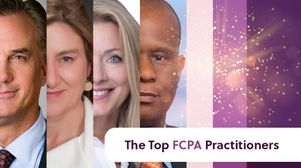 GIR introduces The Top FCPA Practitioners