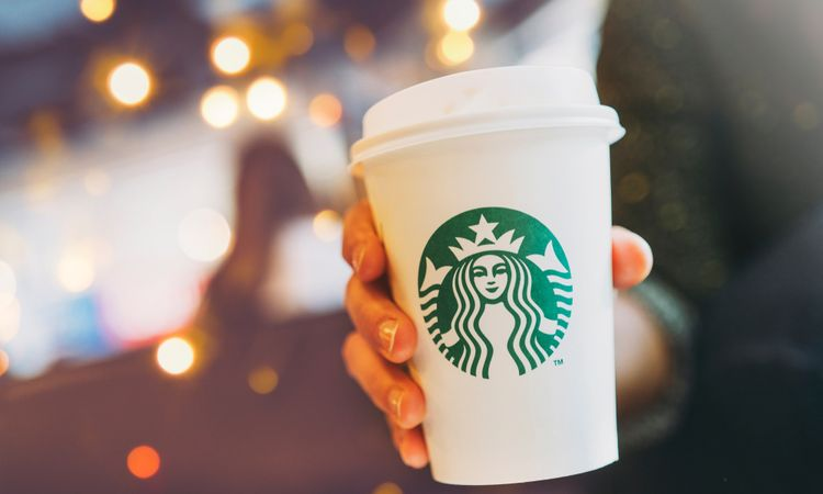 Starbucks' brand manual is something smaller companies should aspire to