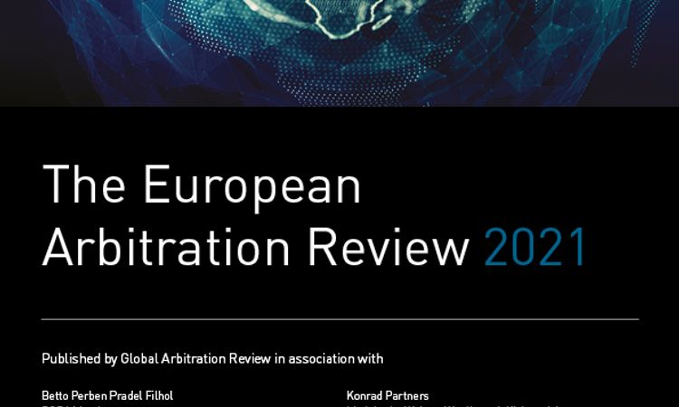 The European Arbitration Review 2021
