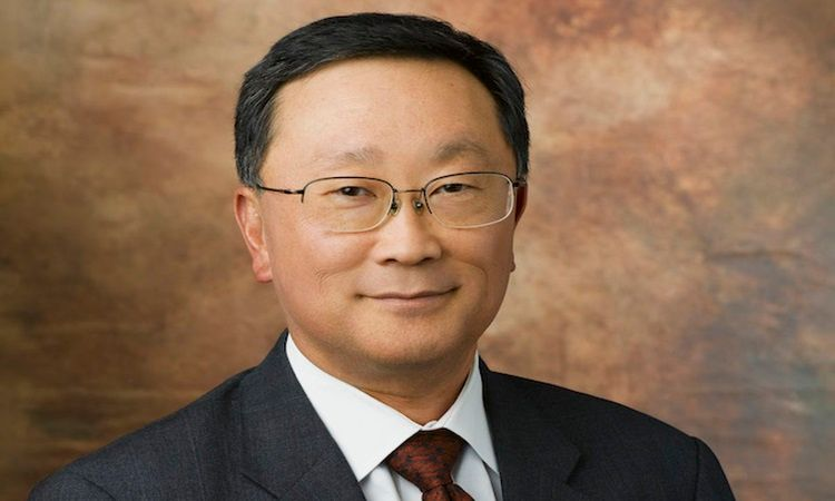 BlackBerry patent sale price agreed, deal 80% certain this quarter, says company's CEO