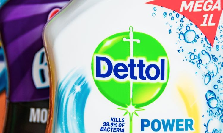 Dettol owner revamp helps brand protection shine