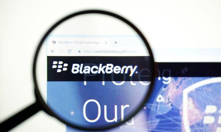 BlackBerry shares surge on Facebook patent settlement despite absence of detail