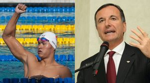 Chinese swimmer wins challenge over arbitrator's tweets