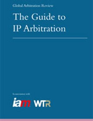 Issue #The Guide to IP Arbitration