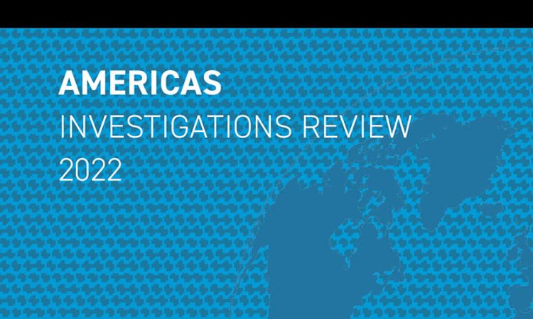 Americas Investigations Review 2022