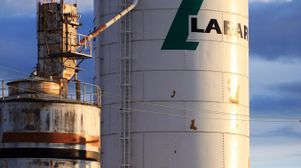 LafargeHolcim in talks with DOJ over Syrian payments