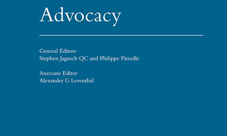 The Guide to Advocacy - Fourth Edition
