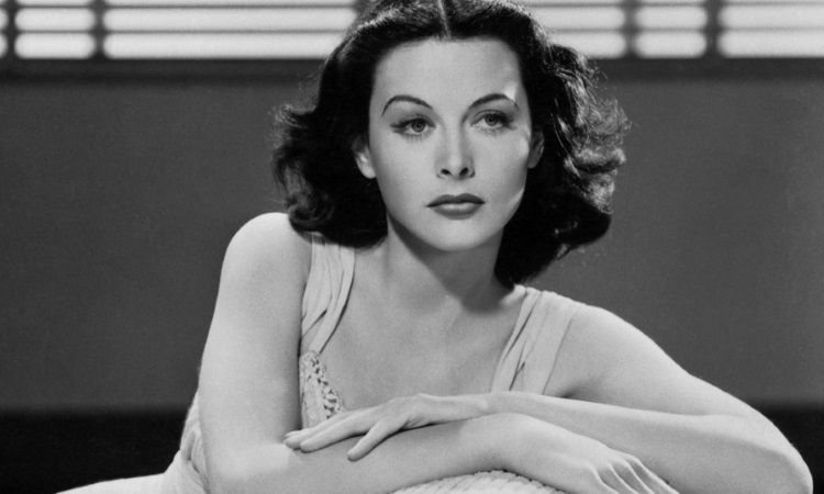 The story behind Hedy Lamarr's game-changing flash of genius