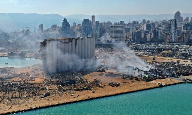 """""""Beirut will rise again"""" – exclusive interview with head of Lebanon IP office"""