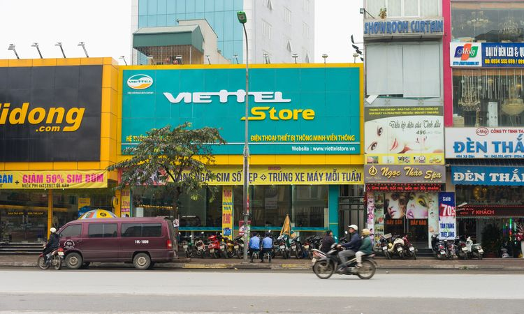 Vietnam's 5G ambitions put IP environment in focus