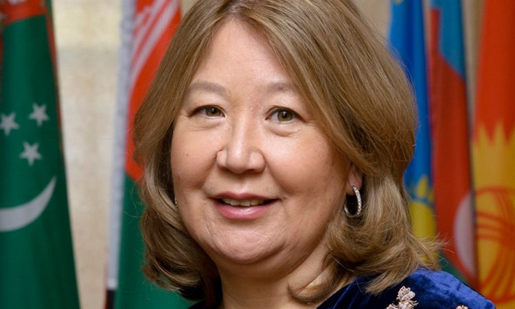 WIPO director general elections: exclusive interview with Kazakhstan candidate Saule Tlevlessova