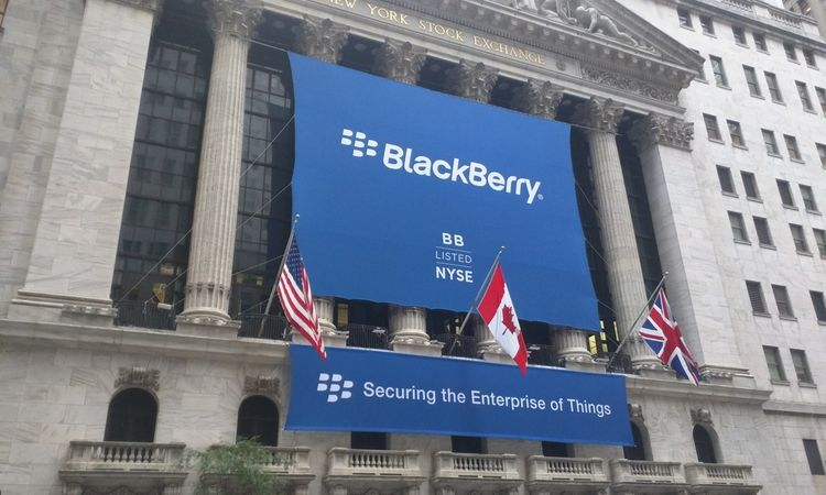 Blackberry licensing revenues surge thanks to Teletry