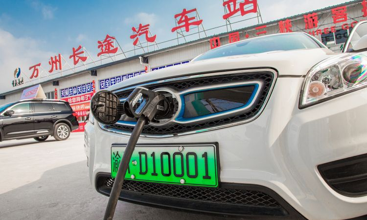 Chinese EV makers get serious about patents