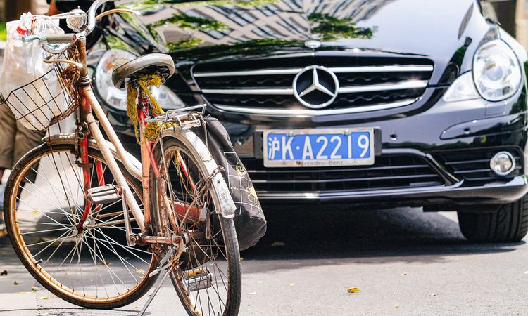 Why Daimler would have the upper hand if its patent fight with Nokia were taking place in China